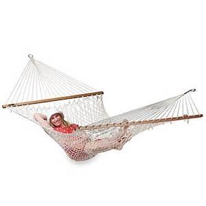 coolaroo person cotton hammock bed bath beyond