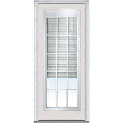36 X 80 15 Lite Doors With Glass Steel Doors The Steel Exterior Doors With Glass