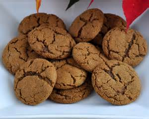 gingersnap cookies recipe dishmaps