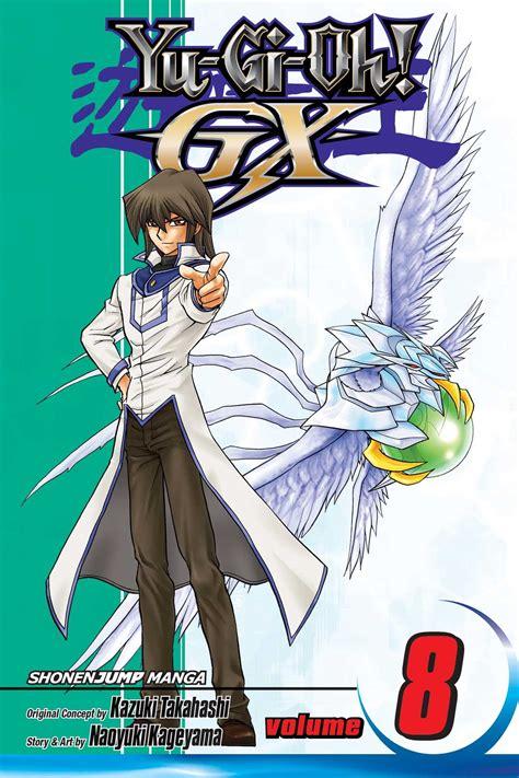 yugioh volumes yu gi oh gx vol 8 book by naoyuki kageyama