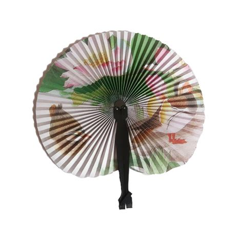 Paper Folding Fans - portable classic fan vintage folding fans