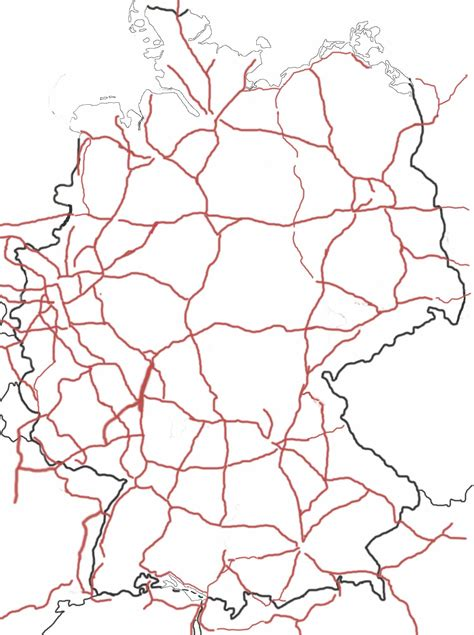 autobahn map germany autobahn map germany