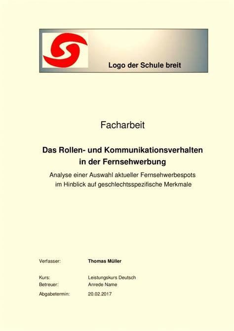 Word Vorlage Jura Hausarbeit Korrekturlesen Hausarbeit