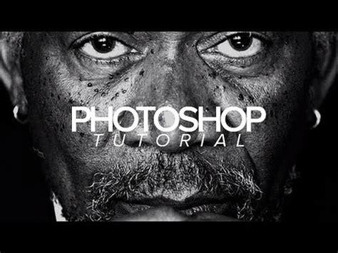 tutorial photoshop black and white tutorial photoshop dramatic black white photo effect