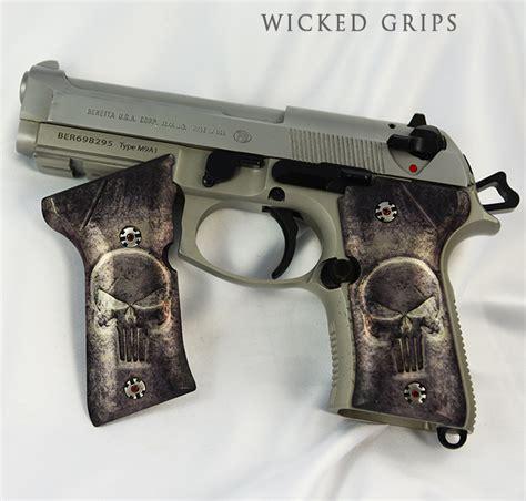 Handmade Gun Grips - custom gun grips beretta 92 images