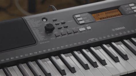 Keyboard Yamaha E363 yamaha psr e363 demo