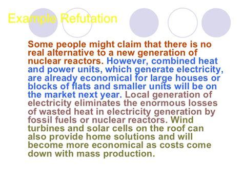 Refutation Essay Topics by Refutation Essay Definition Dissertationsmean Exle Best Free Home Design Idea Inspiration