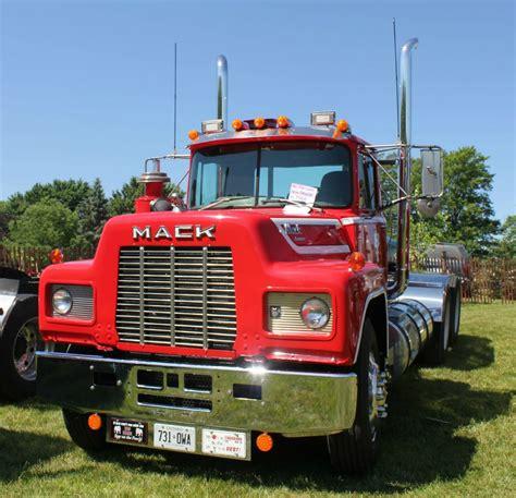 mack truck mack truck pictures and memories