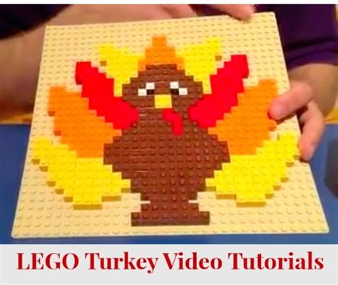 tutorial video lego lego turkey video tutorials momtrendsmomtrends