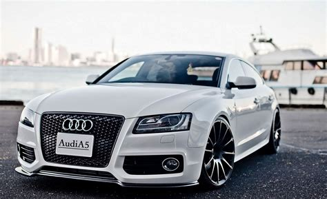 Car Audi by Audi Plans To Launch Its Coupe Car Audi A5 In The End Of 2013