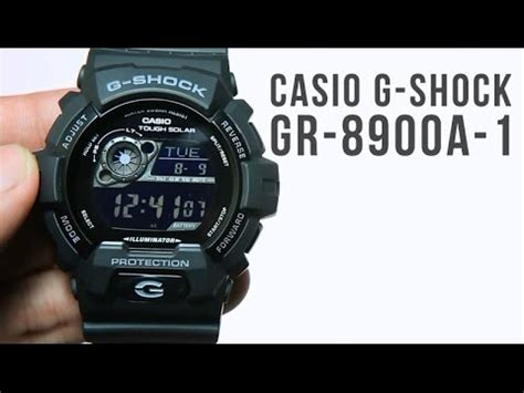 G Shock Gr8900a 1dr casio g shock gr 8900a 1 tough solar agaclip