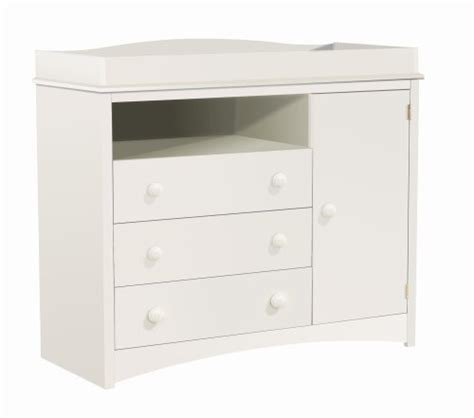Cost Of Changing Table South Shore Furniture Peak A Boo Collection Changing Table With Drawers White Baby Shop