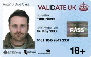 picture id template official uk id card photo id proof of age card