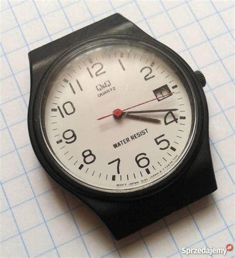Q Q 1 zegarek marki q q quartz piszczac sprzedajemy pl