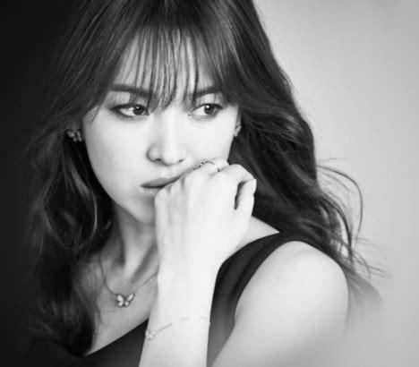 Korean Glasses Kacamata Korea Murah Oval Fashion Trendy Hitam Kaca Ben see through bangs the most popular hair trend in korea