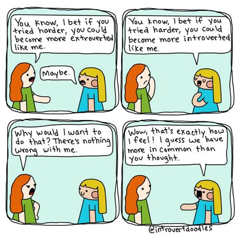 libro introvert doodles an illustrated 7 brilliant cartoons introverts will love