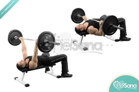 reverse triceps bench press reverse grip bench press