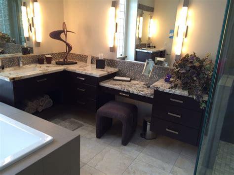 Bathroom Countertop Installation by Bathroom Cabinets Az Custom Bathroom Vanities