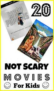 20 not scary movies for kids