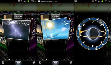 best android home screen best 3d homescreen launchers for android