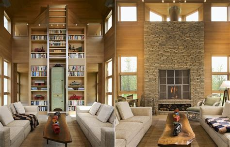 Modern Country Homes Interiors | dream house with warm practical and interactive interior