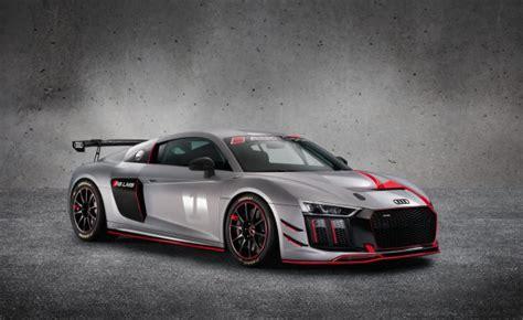 audi r8 race car for sale competition r8ed audi debuts r8 gt4 race car news car