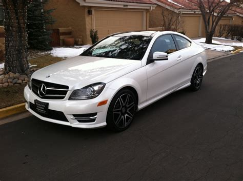 2014 Mercedes C350 Coupe by 2014 Mercedes C350 4matic Coupe Start Up In Depth