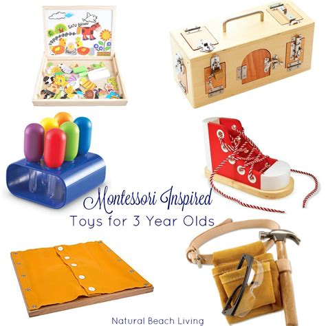 7 Great Toys For 3 Year Olds by The Best Montessori Toys For 3 Year Olds