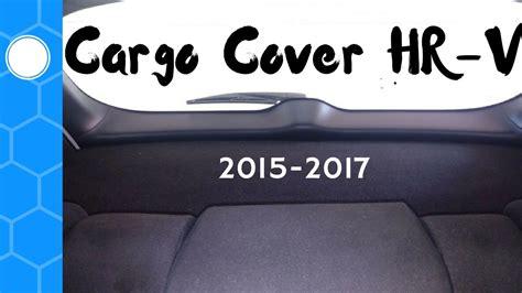Cover Spion Honda Hr V cargo cover honda hr v 2015 2017