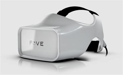 Fove Vr Best Reality Headsets For Pc Shop