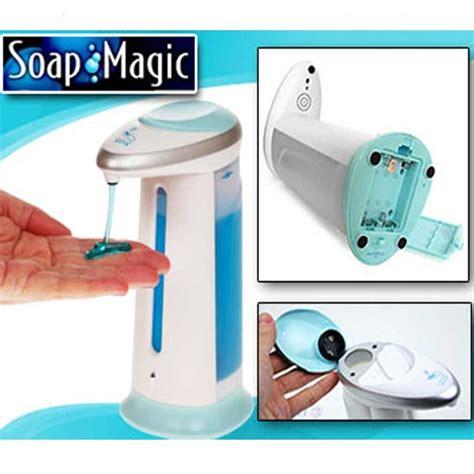 Dijamin Original Soap Magic The Free Soap Dispenser 75450202204 soap magic free soap dispenser