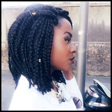 Braid Hairstyles For Black 2016 by 3 Most Impressive Braided Bob Hairstyles For Black 2016