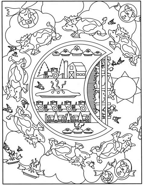 free sle from dover publications out of this world