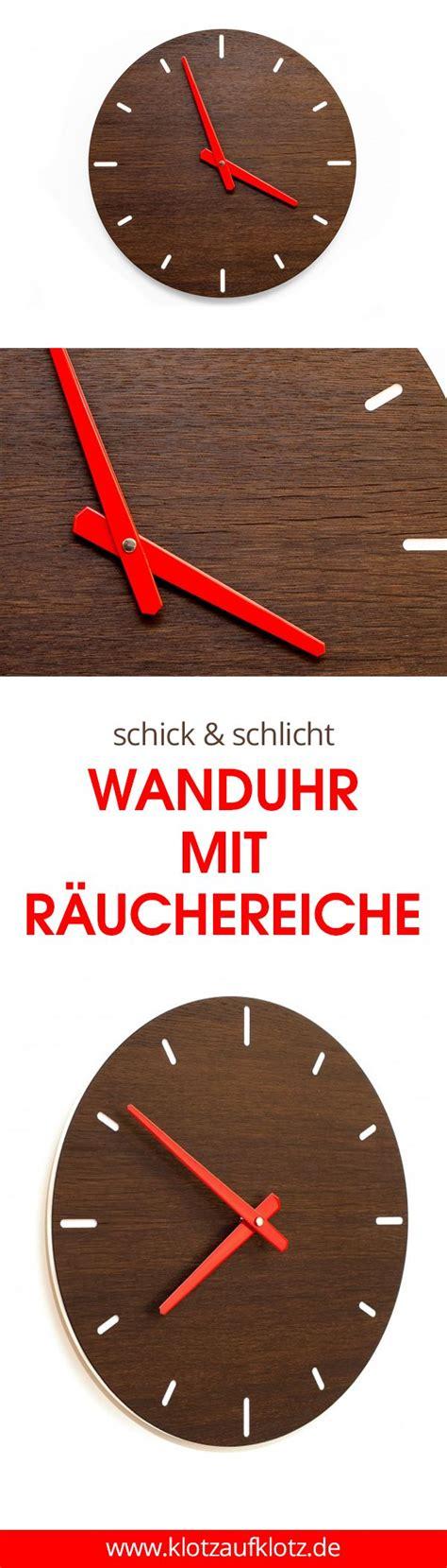 Deko Wanduhr 676 by Die Besten 25 Wanduhren Ideen Auf Gro 223 E Uhren