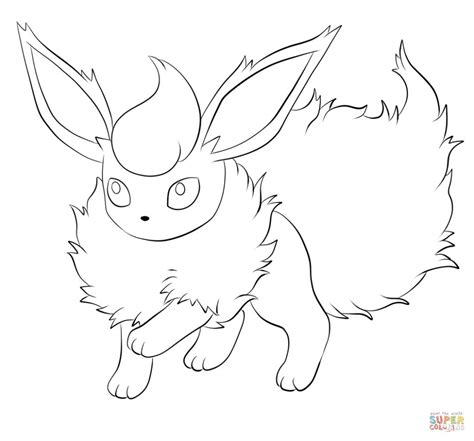 coloring pages pokemon drawing 1 20 91 coloring pages eevee evolutions glaceon pokemon