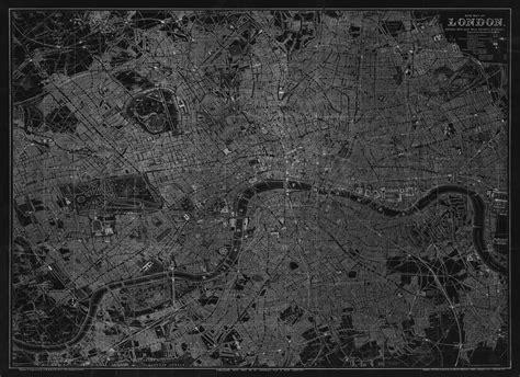 blackout wallpaper bacon s new map of london map wallpaper blackout