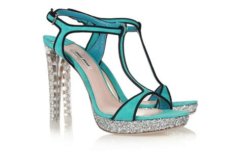 turquoise wedding shoes funky wedding shoes turquoise with studded heels onewed
