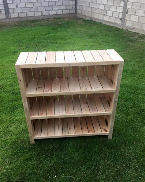 23 unique bookcases made out of pallets yvotube