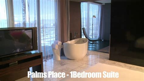 palms place las vegas one bedroom suite bookit com preview las vegas palms place 1 bedroom suite