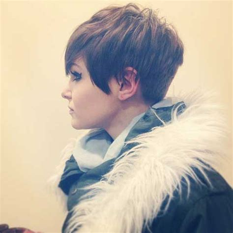 Pixie Cut For Thick Hair | pixie love on pinterest ginnifer goodwin pixie cuts and