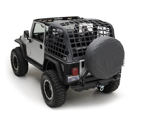 Jeep Cargo Nets Cargo Netting Tj 561035 Jeepey Jeep Parts Spares