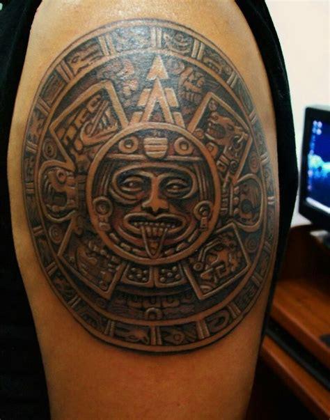 Calendario Azteca En El Brazo 17 Mejores Ideas Sobre Tatuajes De Calendario Azteca En