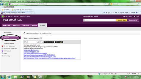 membuat email yahoo malaysia ai37674sik3 siti hajar aisha pendidikan khas