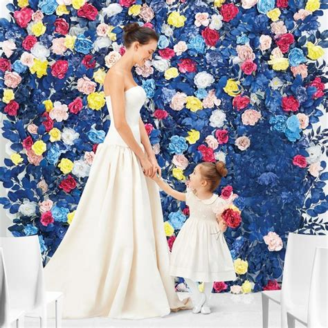 flower wall wedding cost how to create a faux flower wall for your wedding martha stewart weddings
