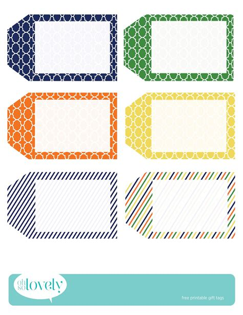 Freebies Gift Tags Oh So Lovely Blog Free Tags Templates
