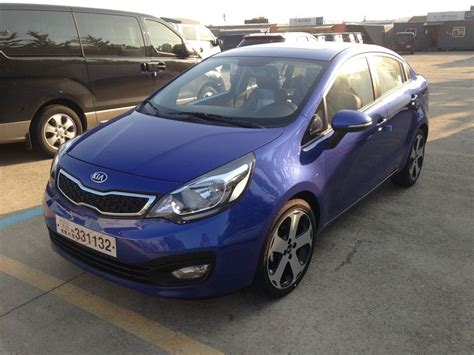 Kia Pride 2014 Price Toto Trading Co Ltd New Cars 2014 Kia All New Pride