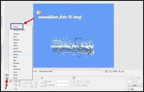 cara membuat poster menggunakan photoscape cara membuat banner menggunakan photoscape kakyong ibu 3a