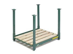 stac king 174 portable racks steel king inc