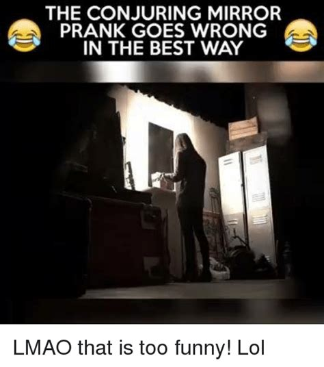 89 extremely scary washroom mirror prank