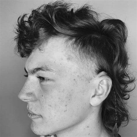 modern day mullet hairstyles 50 mullet haircuts for men men hairstyles world